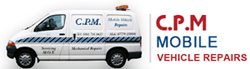 CPM Mobile car repairs